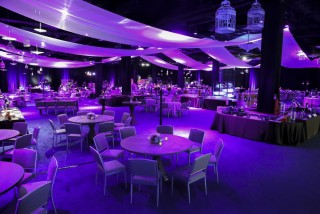 Party Venue with Tables & Chairs