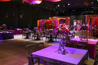 event space for Moroccan event