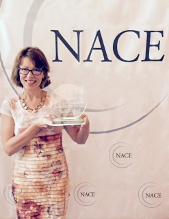 Gayle Accepting NACE 2016