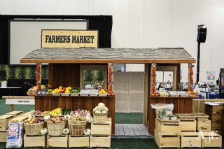 Farmer's Market Vignette
