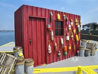 Traditional Hangman Nautical