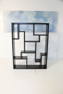 Black Puzzle Walls