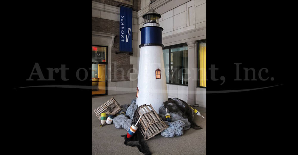 Lighthouse prop