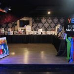 YES Silent Auction event
