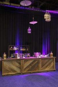 Vintage Party Bar