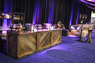 Vintage Party Bar