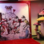 Alice in Wonderland decor