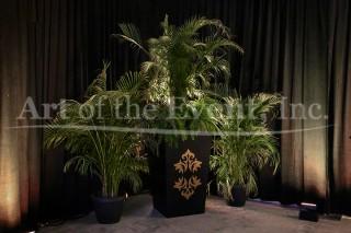 greenery display