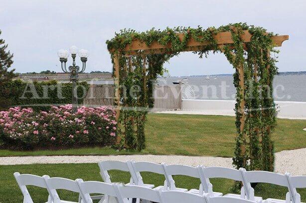 Greenery Wedding Arch