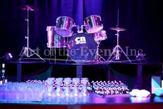Drum Bar Back