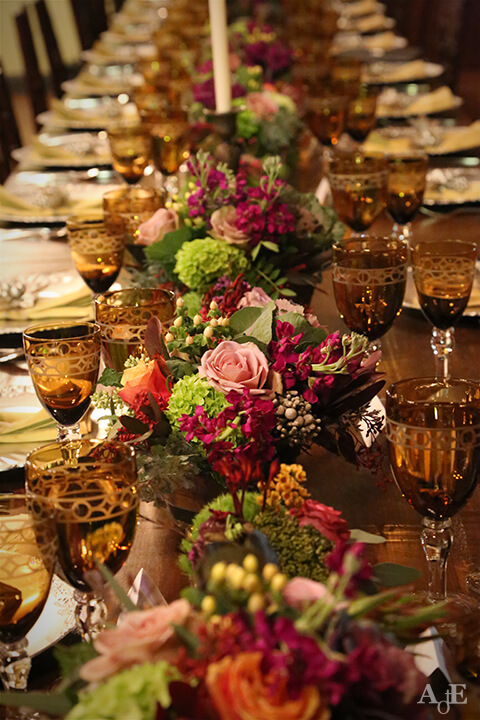 Of The Arrangements Made Them Feel Cohesive To Overall Event Design Organized By Jalene Buckner Top Notch Events