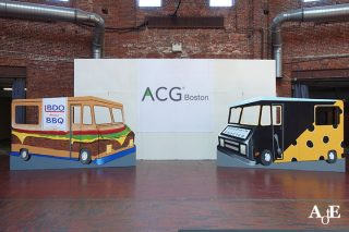 Customized Food Truck Cut-outs