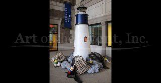Lighthouse prop