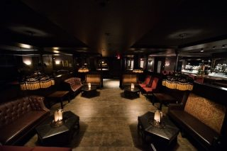 Inside Carrie Nation Speakeasy lounge