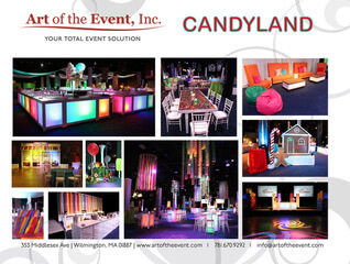 candyland party decor ideas