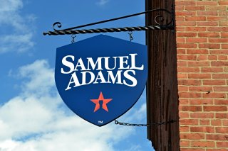 samuel adams sign
