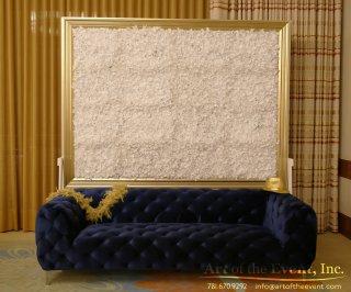 oscars themed gala furniture