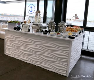 iris themed bar